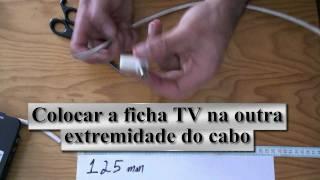 getlinkyoutube.com-Antena TDT - Como Fazer uma Antena tdt Caseira em 5 minutos