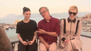 CAROL - Cate Blanchett, Rooney Mara & Todd Haynes Interview with Indiewire