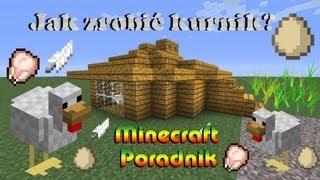 getlinkyoutube.com-Minecraft Poradnik - Jak zrobić kurnik?