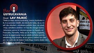 BEZ USTRUČAVANJA - Lav Pajkić: Kakav je to medijski mrak kad Kesić na TV-u kritikuje Vučića?