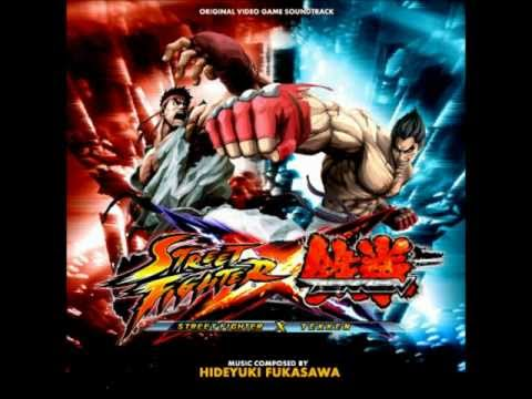 Street Fighter X Tekken Music: Character Select Extended HD