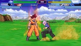 getlinkyoutube.com-Goku SSJ GOD Shin Budokai 2 MOD By Brian318