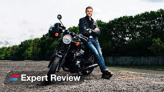getlinkyoutube.com-2016 Triumph Bonneville T120 bike review