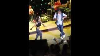 getlinkyoutube.com-Cheb Nadir Avec Hichem Smati Raha Laska Live Bejaia 2014