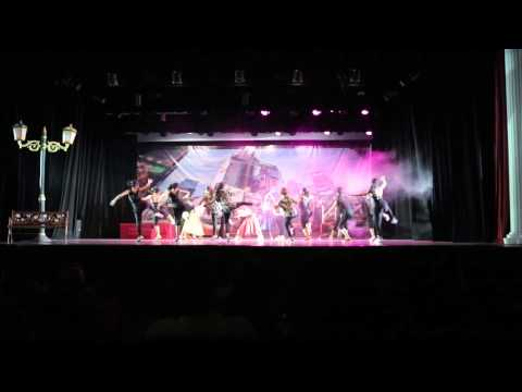 Marlupi Dance Recital - Gangster - Citra Raya - Bintaro - Greenville