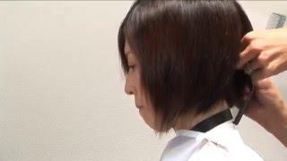 【hair video clip】 MAKO Haircut
