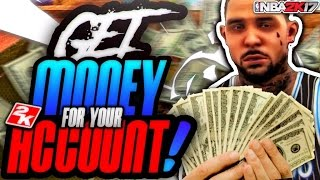getlinkyoutube.com-HOW TO GET MONEY FOR YOUR 2K ACCOUNT FAST AND EASY! NBA 2K17