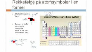 atomer og molekyler 7 trinn