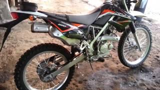 getlinkyoutube.com-KLX 150 L 2014