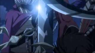 SENGOKU BASARA Keiji and Motochika vs Motonari Full Fight