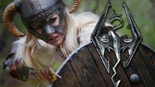 """getlinkyoutube.com-Skyrim Live Action """"Shattered Shield"""" - NODE"""