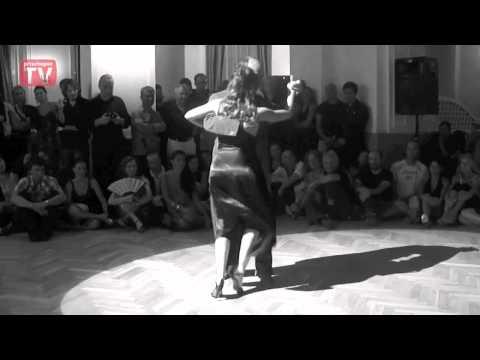 Horacio Godoy & Magdalena Gutierrez, Danubiando Budapest 2011, 5-5,