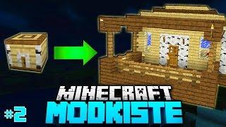 getlinkyoutube.com-SCHNELLSTER Hausbau EVER?! - Minecraft Modkiste #02 [Deutsch/HD]