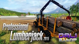 getlinkyoutube.com-Professional Lumberjack 2015 PC 4K Gameplay 2160p
