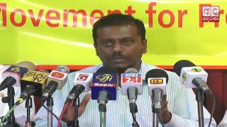 Saman Rathnapriya asks Prof. Carlo Fonseka to resign from SLMC