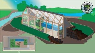 getlinkyoutube.com-La Ferme Du Futur - Serre Style Earthship - Promo Kickstarter FR