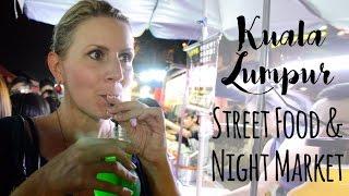 Expat Life Kuala Lumpur: Street Food & Night Market @ Cheras Malaysia