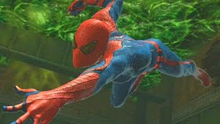 getlinkyoutube.com-The Amazing Spider-Man (Video Game) Walkthrough - Chapter 4: The Thrill of the Hunt