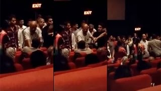 getlinkyoutube.com-Muslim Family Kicked Out Of Theatre For Disrespecting National Anthem