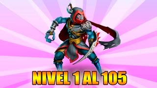 Monster Legends - Baltasar - Level 1 to 105 & Combat - Review