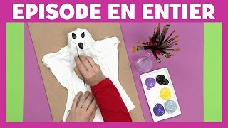 Art Attack - Oeuvre en relief - Sur Disney Junior - VF
