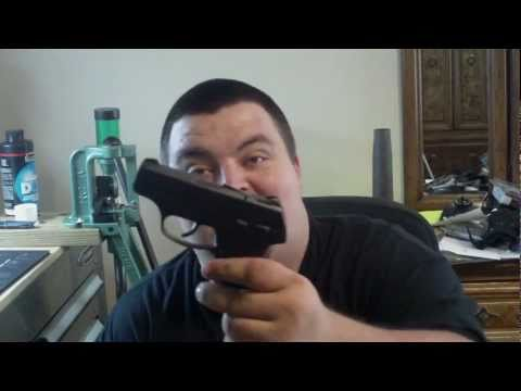 GUN ACCIDENT- RUGER LC9