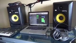 getlinkyoutube.com-My Home Studio Setup