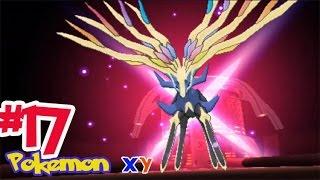 getlinkyoutube.com-Let's Play Pokemon XY #17 จับ เซอร์เนอัส โปเกม่อนในตำนาน! AZ ชายผู้เป็นอมตะ!