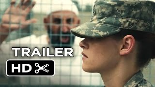 getlinkyoutube.com-Camp X-Ray Official Trailer #1 (2014) - Kristen Stewart Movie HD