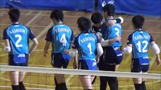 getlinkyoutube.com-春高バレー2015【予選で見かけた凄い選手】千葉県代表柏井WS中元南選手