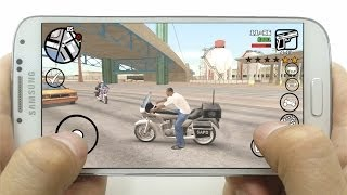 Grand Theft Auto San Andreas para Android