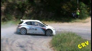 Vidéo Essais Peugeot Sport 208 T16 R5