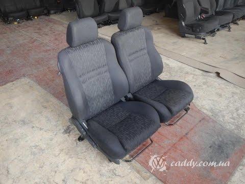TCL-1 - Toyota Corolla - передние откидные сиденья