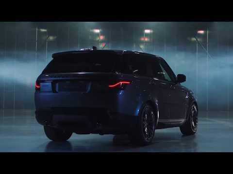 Новые задние фонари Glohh для Range Rover Sport