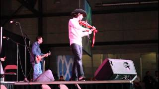 getlinkyoutube.com-JJ Lavallee - Ste Anne's Reel - Liberty 2 Step - Metisfest 2012
