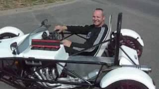 getlinkyoutube.com-MEV Atomic ( Yamaha R1 - single seat race / track car )