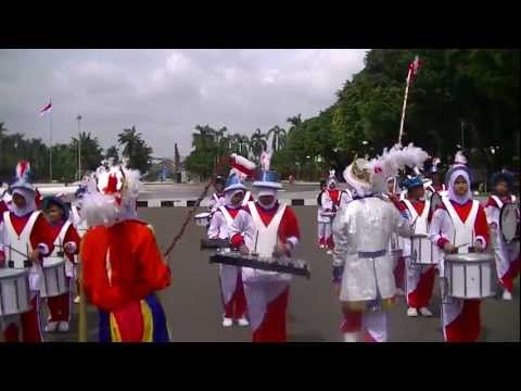 Abg tua Drumband pp Nurul Mushtofa Ciracas in TMII