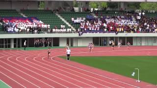 getlinkyoutube.com-2015年長崎県高校総体 女子4×400mR決勝