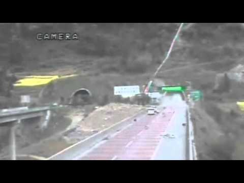 الفرامل ومشكلة شاحنة