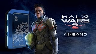 Halo Wars 2 - Kinsano Megjelenés Trailer
