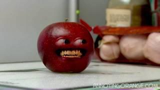 getlinkyoutube.com-Annoying Orange: Амнезия Апельсина от Dehiar, Klaymen и Юлий Гус