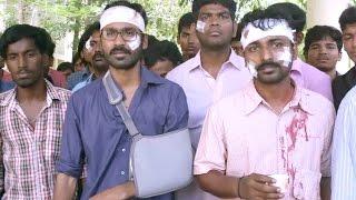 getlinkyoutube.com-Raghuvaran B.tech Scenes - Raghu Blackmailing To Alf Builder MD - Dhanush, Amala Paul