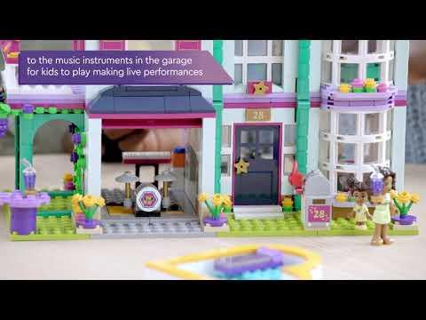 LEGO Friends Andrea's Family House - 41449