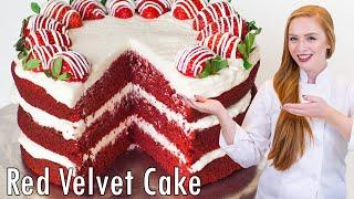 getlinkyoutube.com-Red Velvet Cake