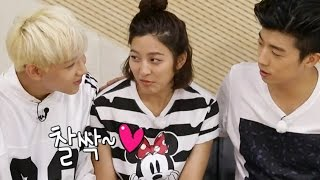 getlinkyoutube.com-【TVPP】GOT7 - GOT7 want to be familiar with Se-young,갓세븐 - 세영에게 접근하는 갓세븐?! @ We got Married
