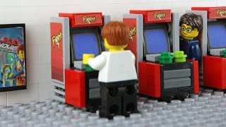 getlinkyoutube.com-Lego Arcade Game 3