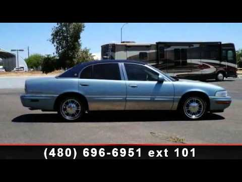 2004 buick park avenue problems online manuals and repair for Motor zone williamstown nj