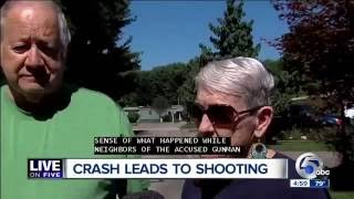 getlinkyoutube.com-White man shoots and kills 53 yr old black woman while her hands were in the air!