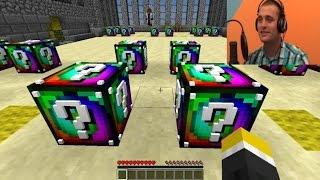 getlinkyoutube.com-Minecraft SPIRAL LUCKY BLOCK MOD PvP ep.4 [Srpski Gameplay] ☆ SerbianGamesBL ☆