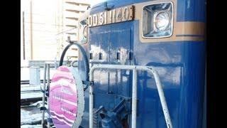 getlinkyoutube.com-トワイライトエクスプレスと北斗星の並び 札幌駅にて